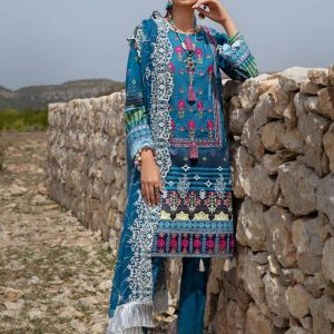 FESTIVE LAWN COLLECTION 2021