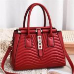 🎀 Imported High Quality Lock Design Hand Bag For Girls 🎀 ✨
