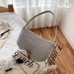 🎀 New Luxury Rhinestones Potli Style Crossbody Bags 🎀 ✨ A+ Quality ✨ Stylish & Unique